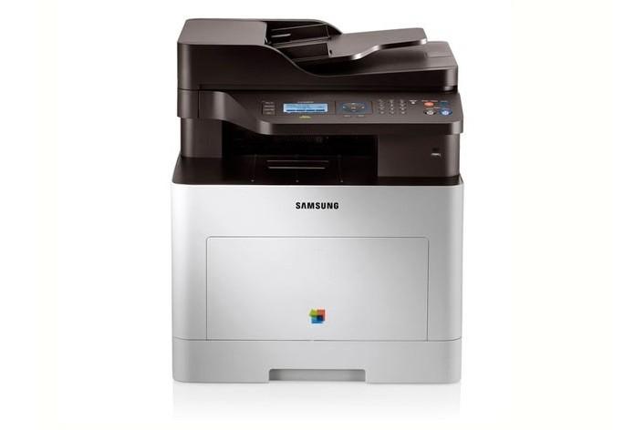 Impressora da Samsung é a laser e colorida (Foto: Divulgação)