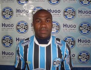 Dandão (Foto: Asssessoria do Montes Claros Futebol Clube)