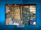 Polícia desarticula quadrilha suspeita de tráfico interestadual de drogas