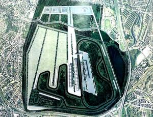 Projeto novo autódromo Rio de Janeiro, em Deodoro (Foto: Divulgação)
