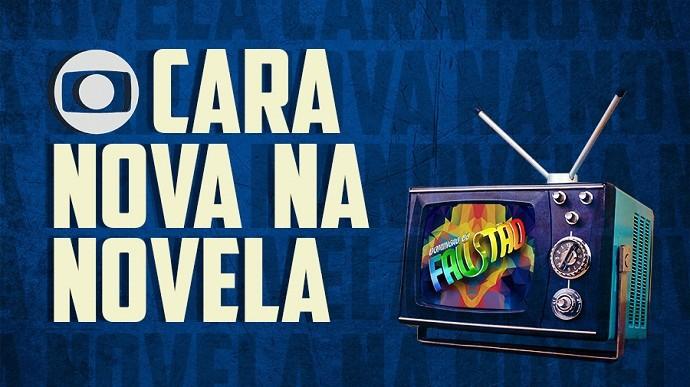 Cara Nova na Novela (Foto: TV Globo)