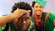Dois Africanos participa ao vivo do RJ1; confira (Divulgação)