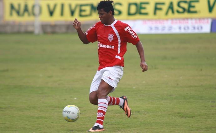 Diego Neves, Sergipe (Foto: Gleyson Prado)