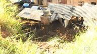 Jovem de 19 anos morre em soterramento parcial de uma casa no bairro Eymard, em BH