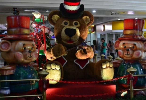 Centros comerciais apostam em sorteios para atrair clientes (Foto: Divulgação)