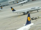 Lufthansa vai cancelar 930 voos na quarta-feira por causa de greve