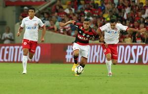 Flamengo x América-RN (Foto: Maurício Val/VIPCOMM )