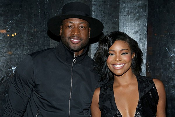 Gabrielle Union e Dwayne Wade (Foto: Getty Images)