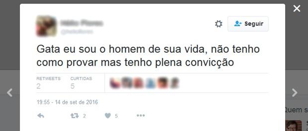 Inernauta ironiza denúncia do MPF contra Lula (Foto: Reprodução/Twitter)