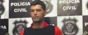 Polícia apura se suposto serial killer foi pago para matar uma das vítimas (Luísa Gomes/G1)