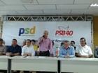 PSB lança pré-candidatura de Valadares Filho à Prefeitura de Aracaju