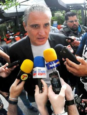 coletiva Tite (Foto: Marcos Ribolli / Globoesporte.com)