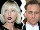 Acabou! Taylor Swift e Tom Hiddleston terminam namoro, diz site
