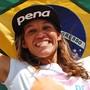 Acompanhe o dia-a-dia da tricampeã mundial Isabela Sousa (Lima Jr./Mkt Pena)