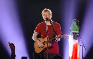 """Ed Sheeran comenta saída de Zayn Malik do One Direction: """"Não acho que eles vão demorar muito a se adaptar"""""""