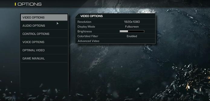 Vá até Video Options (Foto: Reprodução/YouTube)