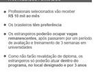TCU vai analisar legalidade da contratação de médicos cubanos