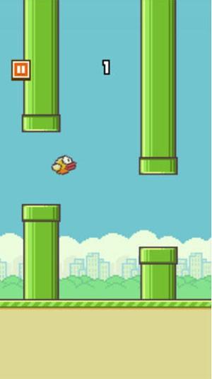 'Flappy Bird' é game difícil e simples que virou hit nos smartphones (Foto: Divulgação/.Gears)