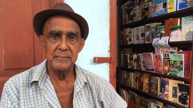 """Ex-marinheiro Orlando Leiva diz que visita do pontífice à ilha é """"política""""  (Foto: BBC)"""