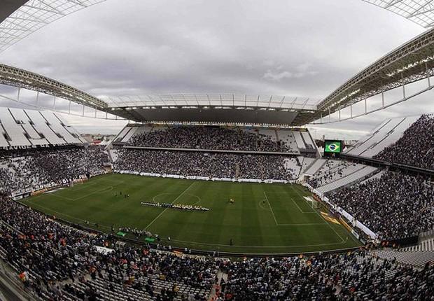 Arena Corinthians, mais conhecido como Itaquerão (Foto: Paulo )