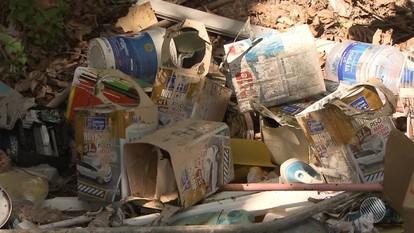 Lixo espalhado em ruas de Salvador e Lauro de Freitas coloca em risco a saúde da população