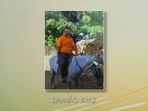 Damião morreu no acidente (Foto: Reprodução/Facebook)