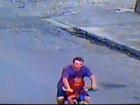 Menina levada no RS por homem em bicicleta sofreu lesões, diz delegada