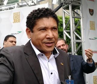 Genilson Rocha Santos, presidente do Novorizontino (Foto: Emilio Botta)