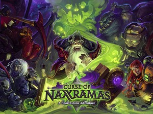 'A Maldição de Naxxramas' é a primeira expansão de 'HearthStone' (Foto: Divulgação/Blizzard)