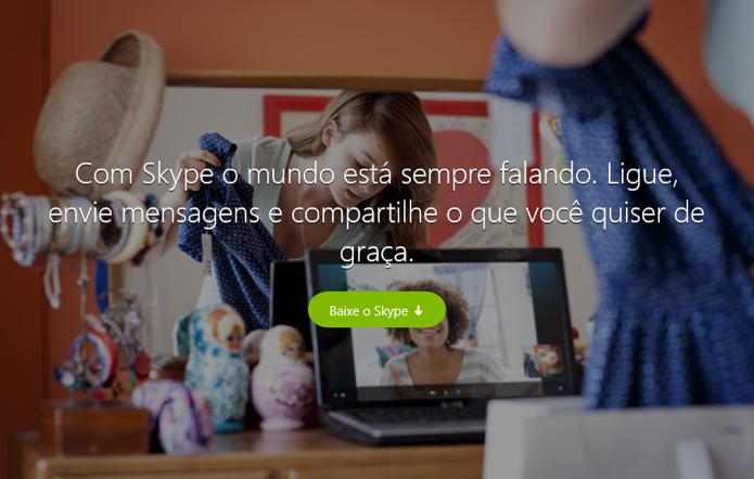 Skype é de graça de PC para PC, mas sobra para ligar para telefones (Foto: Reprodução/Paulo Alves)