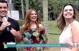 Ana Paula diz que seria amiga de Leonora se estivessem no mesmo BBB