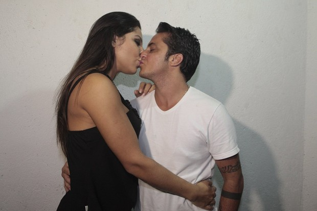 Andressa Ferreira e Thammy (Foto: Isac Luz/EGO)