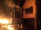 Atentado em parque causou 'perda total' de acervo histórico no Acre