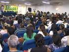 Lideranças políticas reforçam campanha de Dilma e Aécio em SE