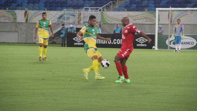 América-RN x Estanciano Copa do Nordeste (Foto: Fabiano de Oliveira)