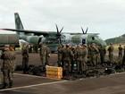 Oficiais do Exército da Zona da Mata e Vertentes retornam de missão no ES