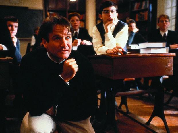 Projeto exibe filmes com Robin Williams em Itapetininga