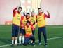 Barça fecha o ano com treinamento em clima leve e sem o trio MSN