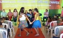 Projeto estimula leitura em escola de Glaucilândia, no Norte de Minas