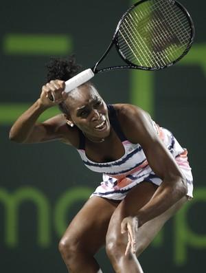 Venus Williams segunda rodada miami (Foto: Reuters)
