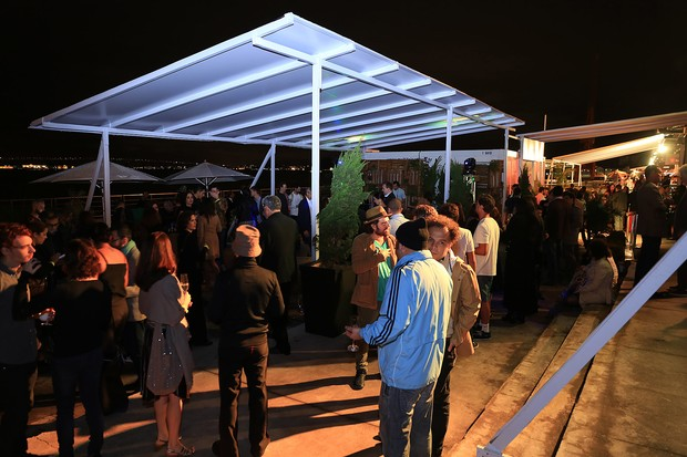 Evento ocorreu no Lounge VIP da ArtRio (Foto: Divulgação)