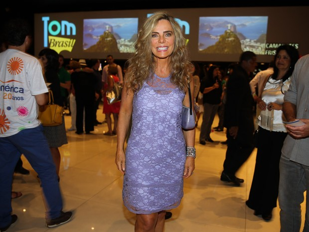 Bruna Lombardi (Foto: Manuela Scarpa/Brazil News)