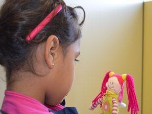 Crianças são as mairoes vítimas de violência sexual em Sergipe (Foto: Flávio Antunes/G1 SE)