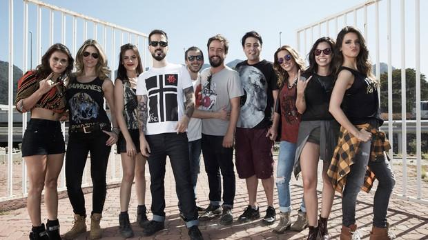 RiR-apresentadores (Foto: Ju Coutinho)
