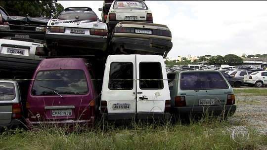Veículos com multas milionárias acumuladas circulam por São Paulo