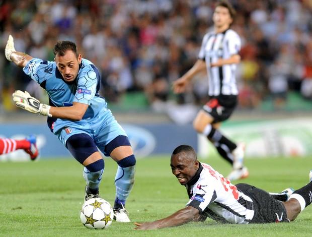 Pablo Armero Udinese Braga (Foto: Getty Images)