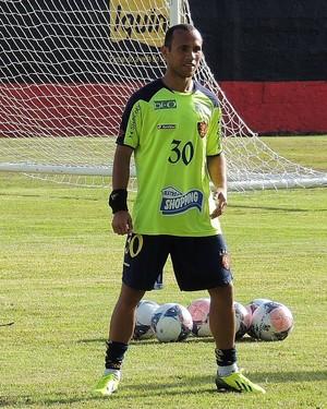 ananias sport (Foto: Elton de Castro)