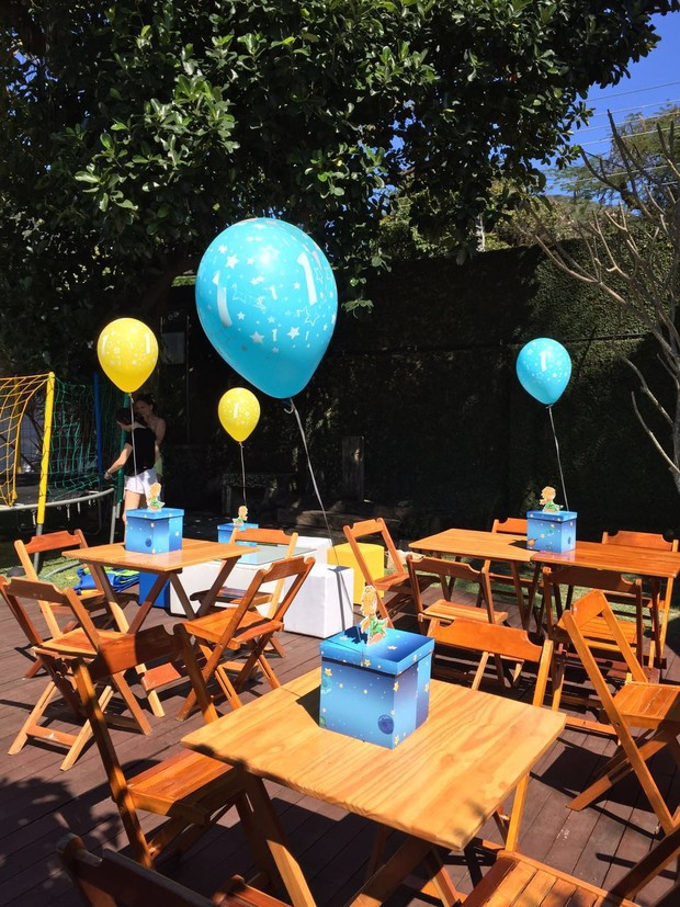 Festa filho Regiane Alves (Foto:  Lorena Duque Festas/ Divulgação)