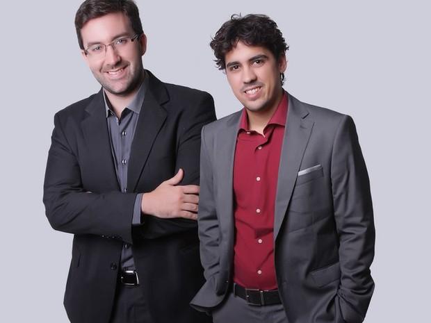 Felipe Roman e Théo Orosco (Foto: Studio3/Divulgação)