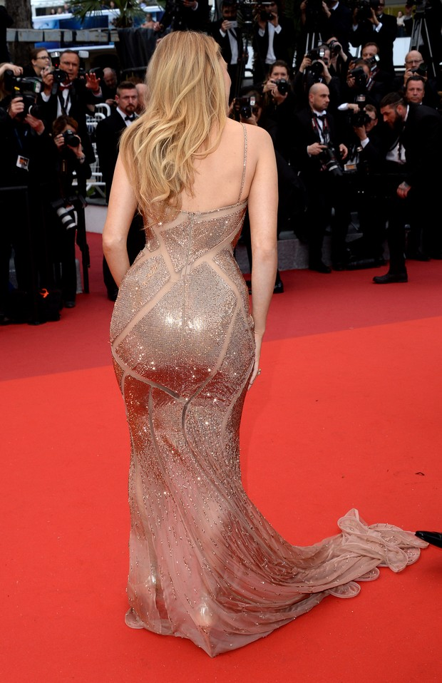 Blake Lively na abertura do Festival de Cannes (Foto: Getty Images)